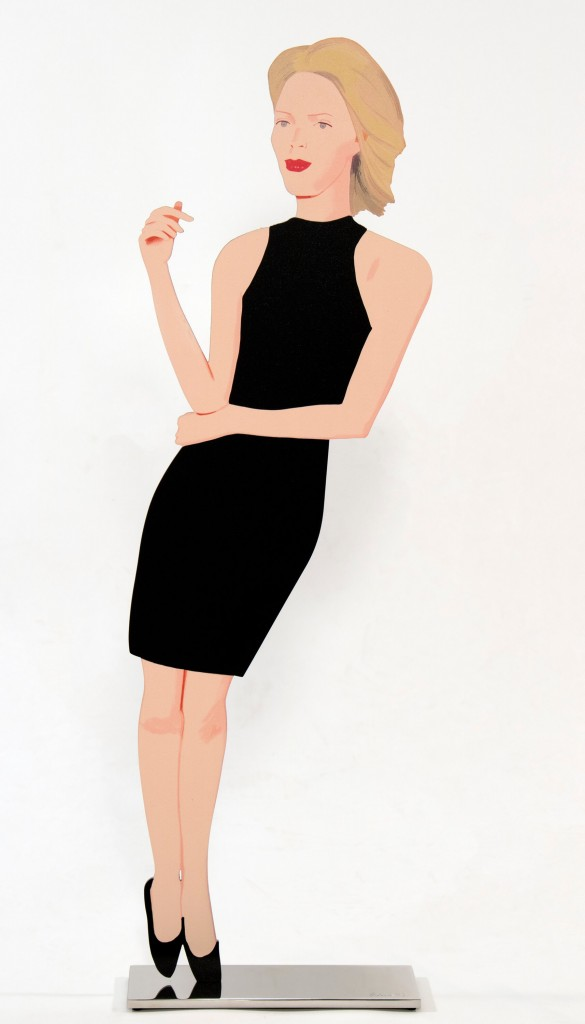 Alex Katz Sculptures and Fine Art Prints