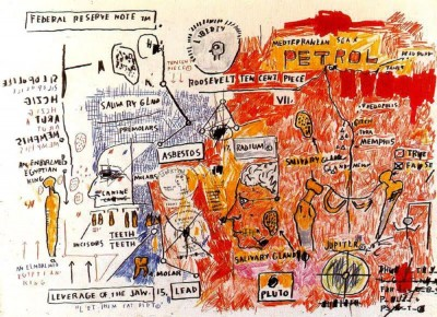 Jean-Michel Basquiat, Liberty