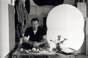 Ellsworth Kelly photographed in 1965
