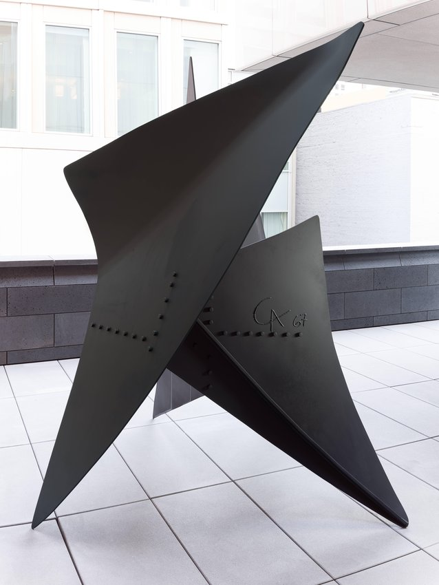 Alexander Calder, The Kite That Never Flew, 1967