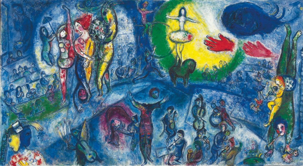 Marc Chagall S Works Set New Record