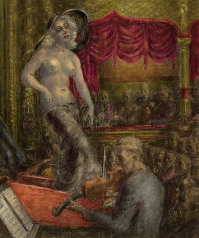 Reginald Marsh Art for Sale