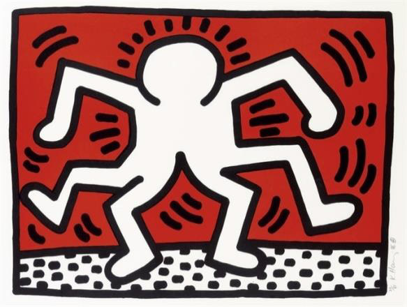 Keith Haring Artwork for Sale