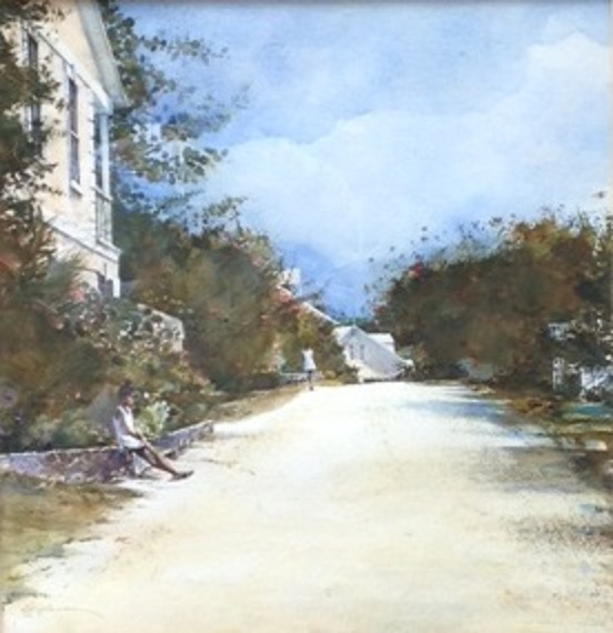 Stephen Scott Young Watercolors